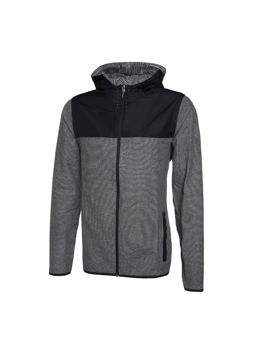Under Armour The CGI Fleece Full Zip Hoodie Hommes Sweats / Pulls