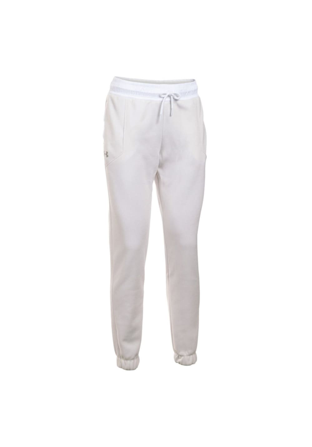 Under Armour Swacket Pant - Fitnesshosen für Damen - Weiß, Gr. M