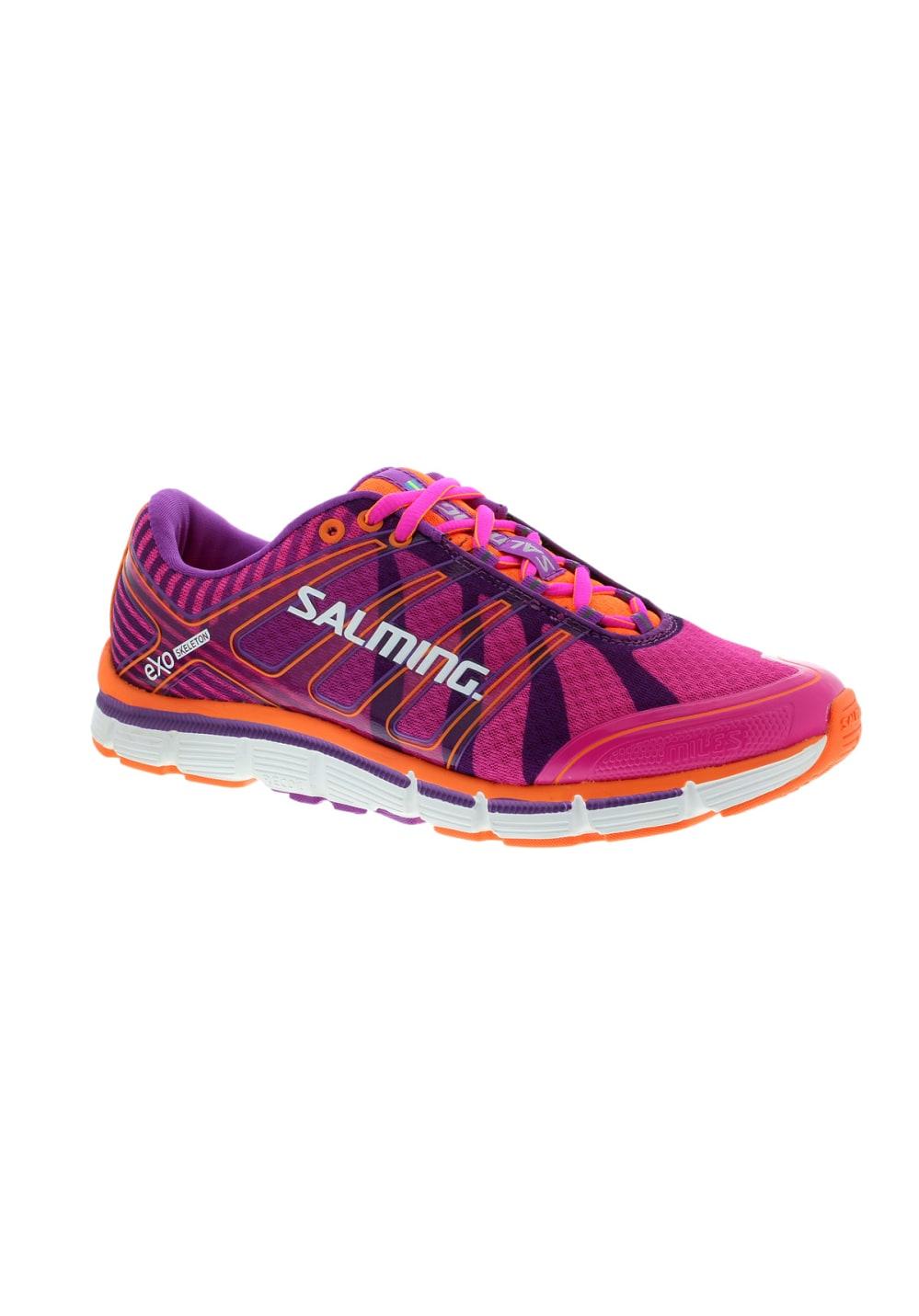 Salming Miles - Laufschuhe für Damen - Pink, Gr. 38 2/3