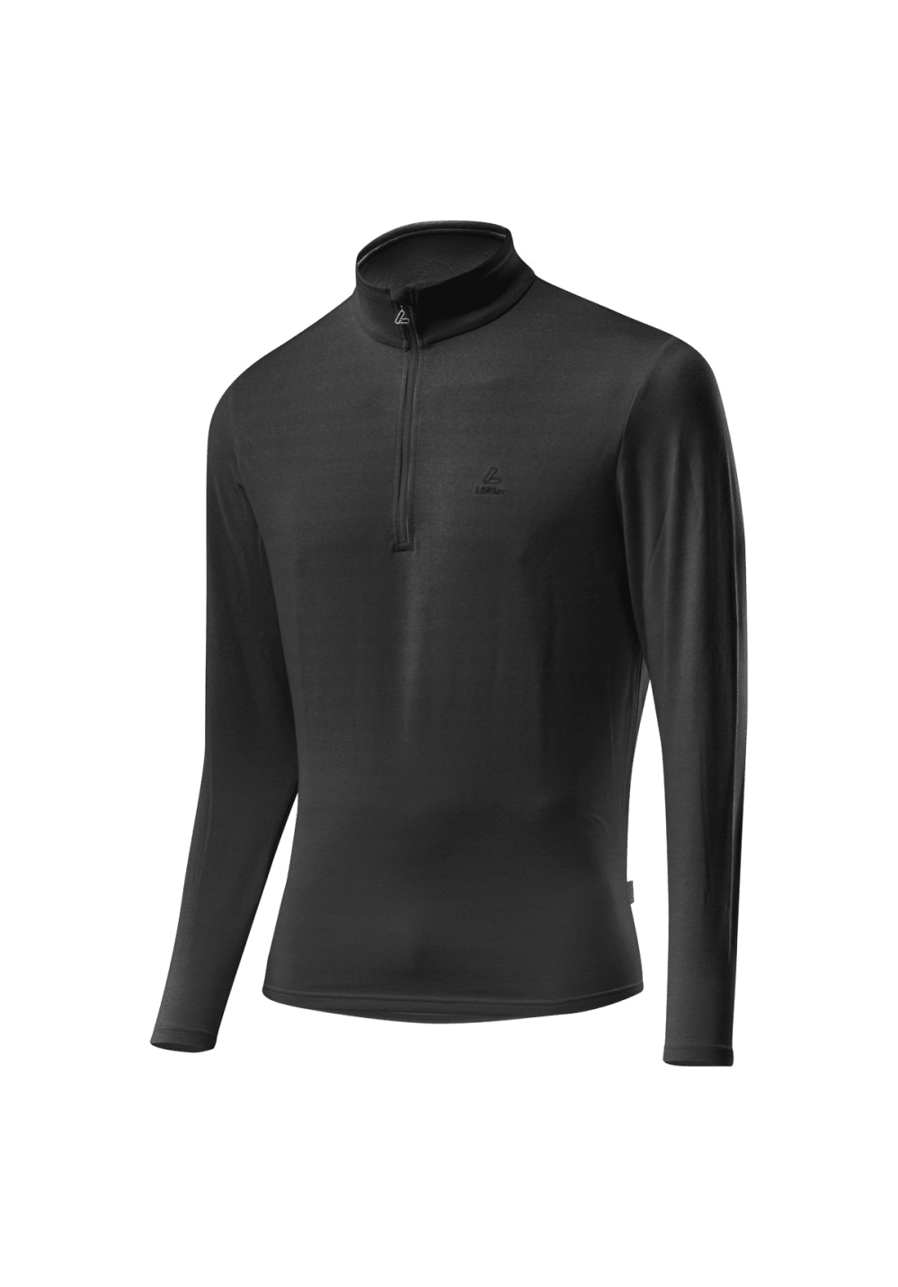 Loeffler Transtex Zip-Sweater Basic Comfort Hommes Maillot course