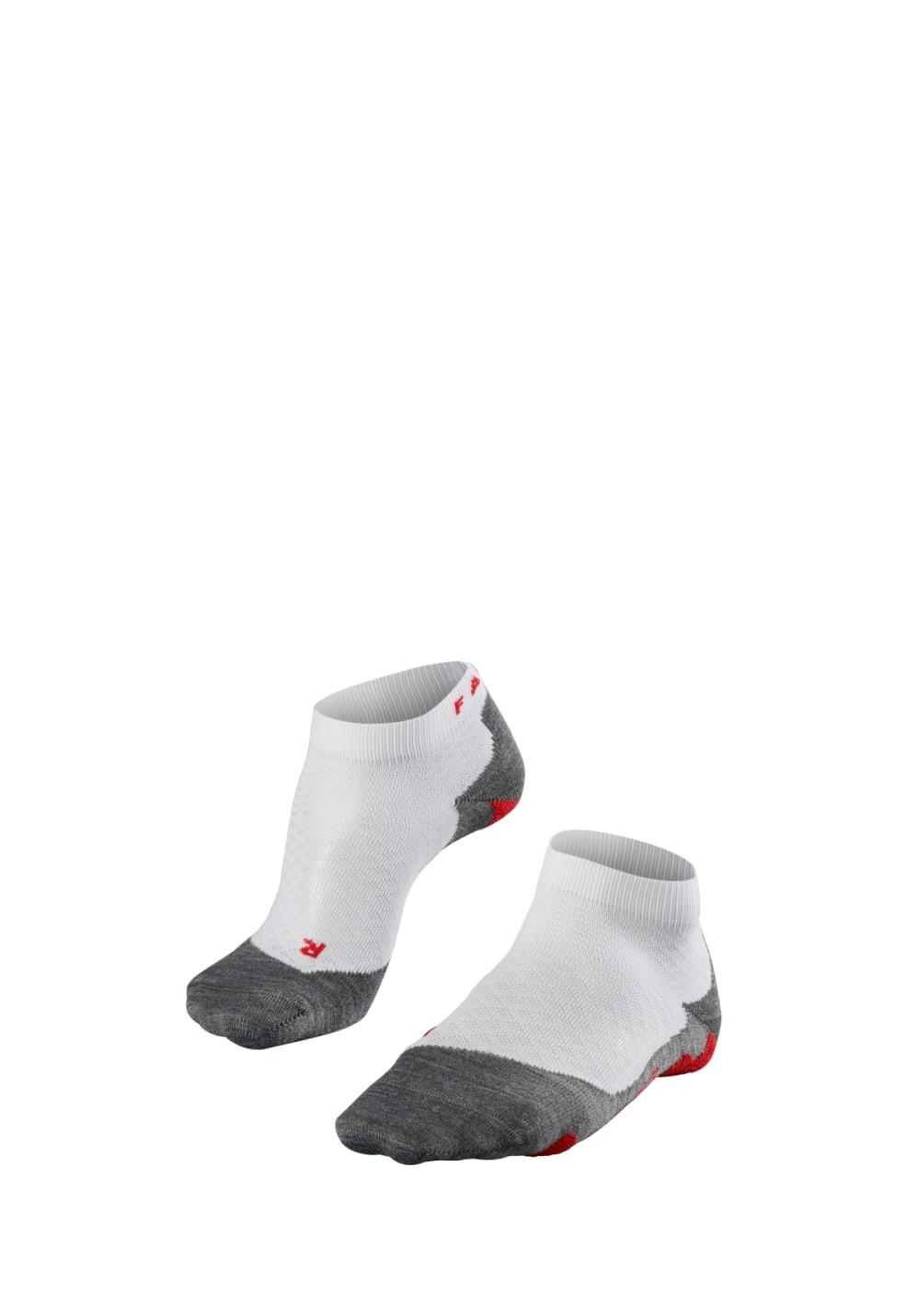 Falke RU 5 Short - Laufsocken für Damen - Grau