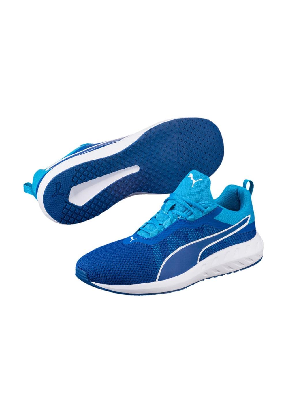 Puma Flare 2 - Laufschuhe für Herren - Blau, Gr. 40,5