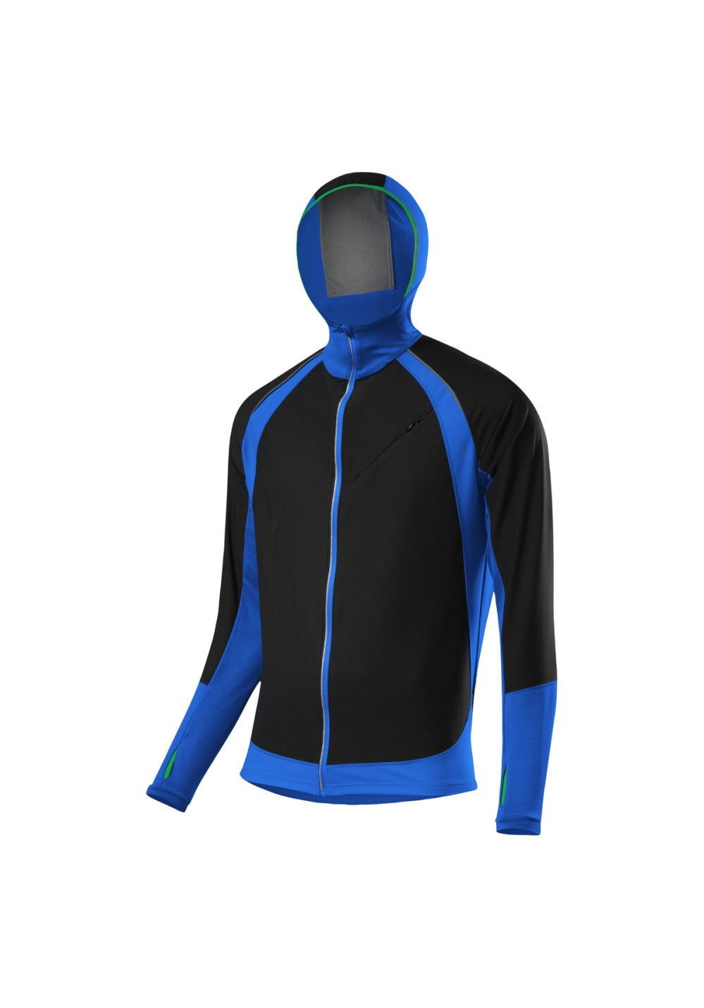 Löffler Superlite Windstopper Full Zip Hoody - Sweatshirts & Hoodies für Herre