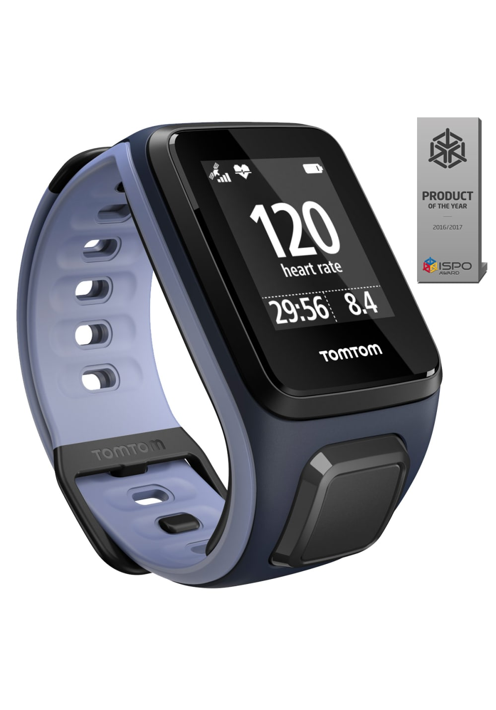TomTom Runner 2 Cardio + Music Herzfrequenz- & ...
