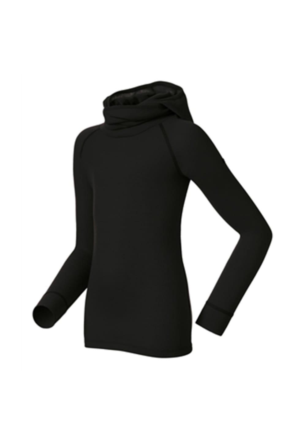 Odlo Shirt L/S With Facemask Warm - Funktionsunterwäsche für Kinder Unisex - S