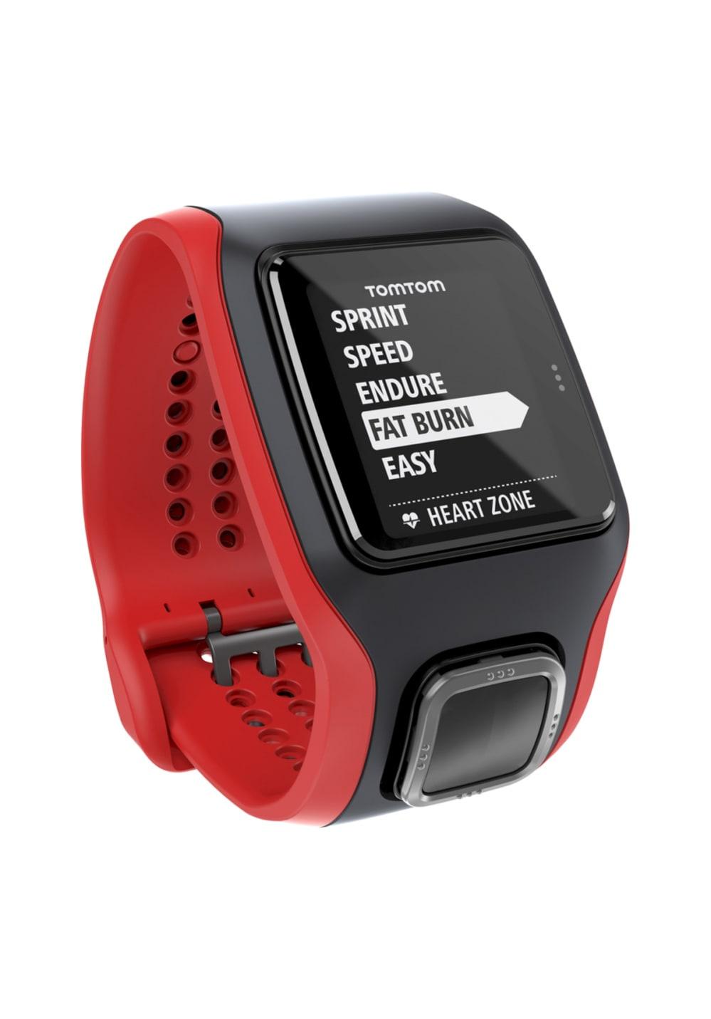 TomTom Runner Cardio GPS Uhr Herzfrequenz- & Sp...