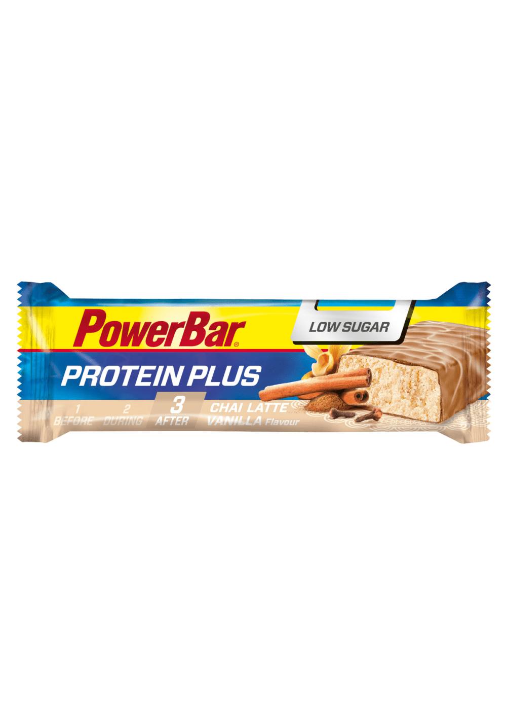 PowerBar Protein Plus Chai Latte Vanilla 35g Sporternährung - Beige