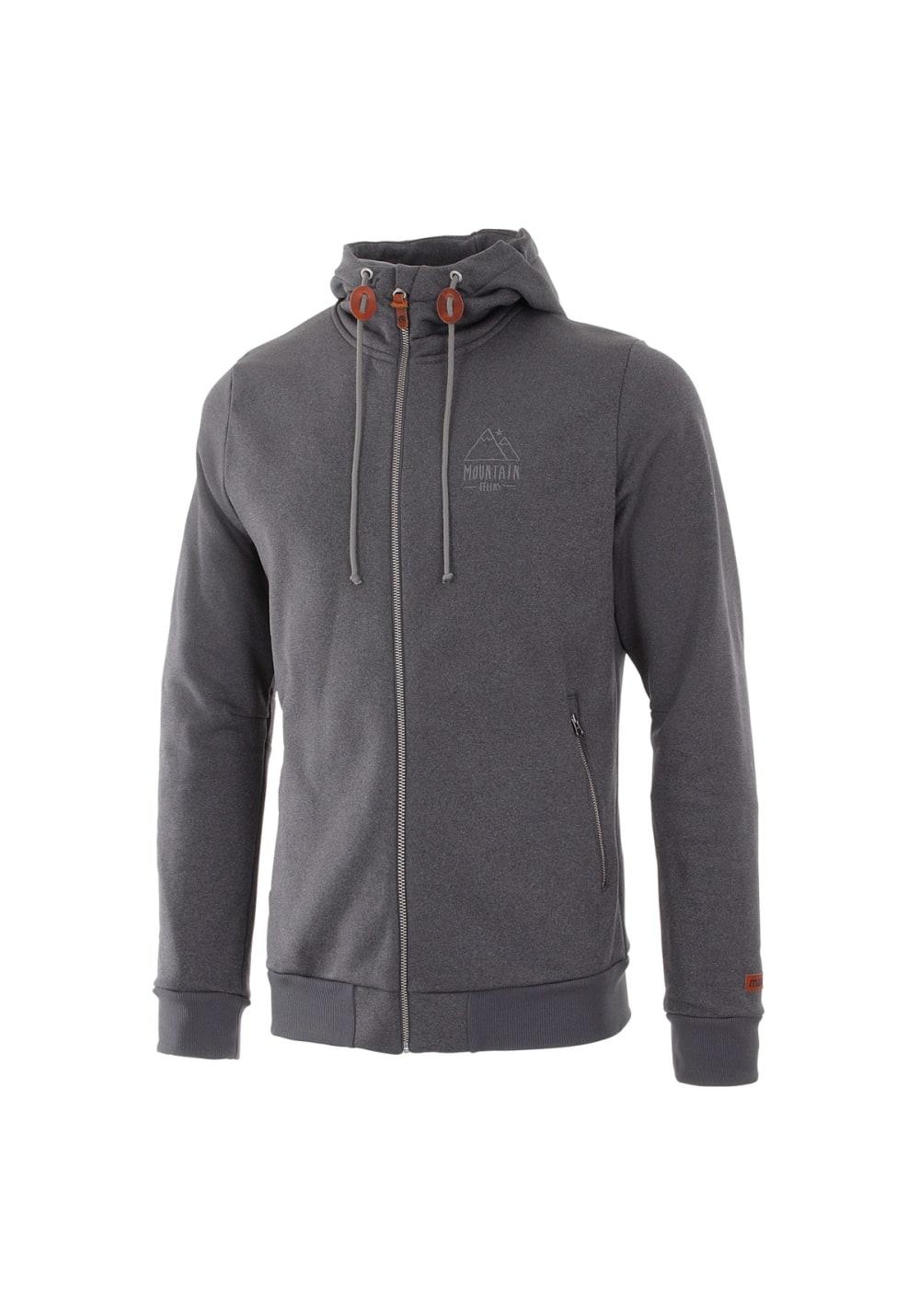 Maloja MinorM. Fleece Jacket - Freizeitbekleidung für Herren - Grau, Gr. S