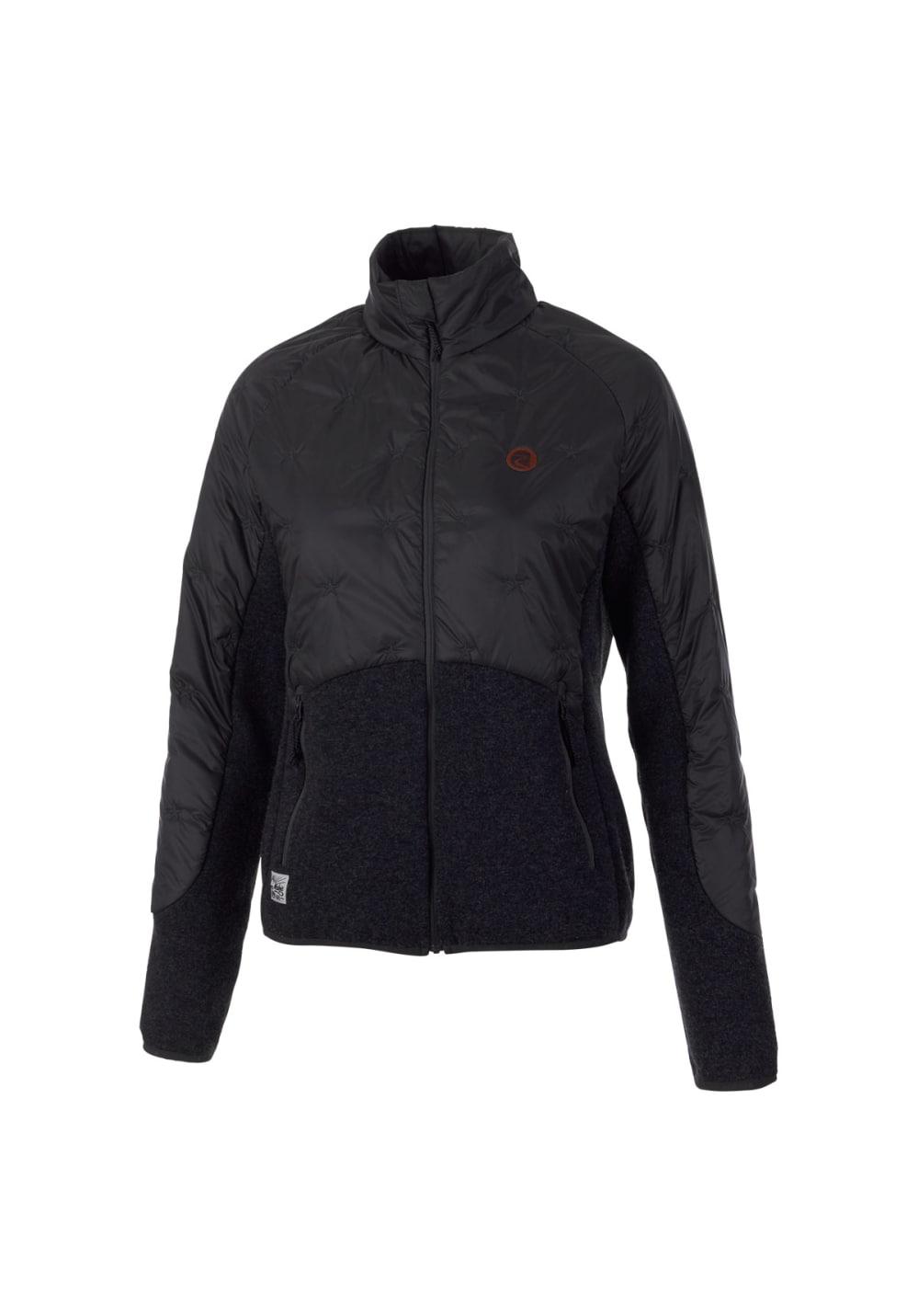 Maloja WallomaM. Hybrid Fleece Jacket - Freizeitbekleidung für Damen - Schwarz,