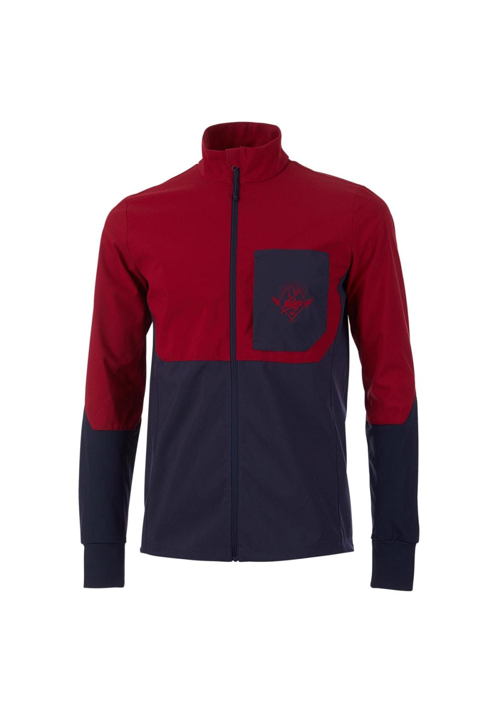 Maloja GlenwoodM. Nordic Jacket - Jacken für Herren - Blau, Gr. S