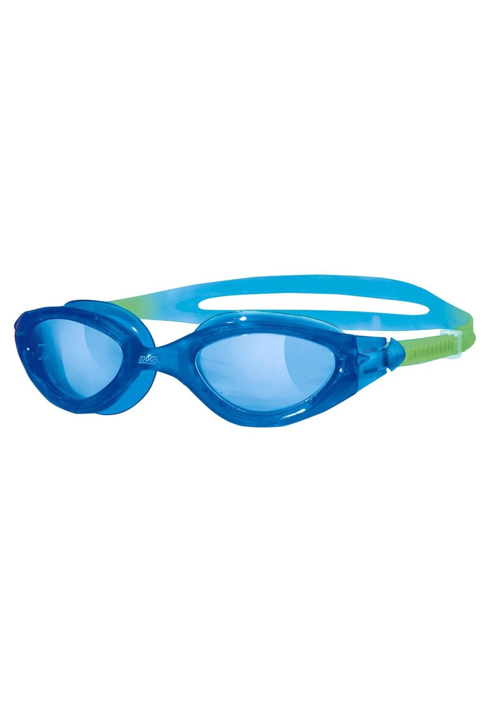 Zoggs Panorama Junior - Schwimmen für Kinder Unisex - Blau, Gr. One Size