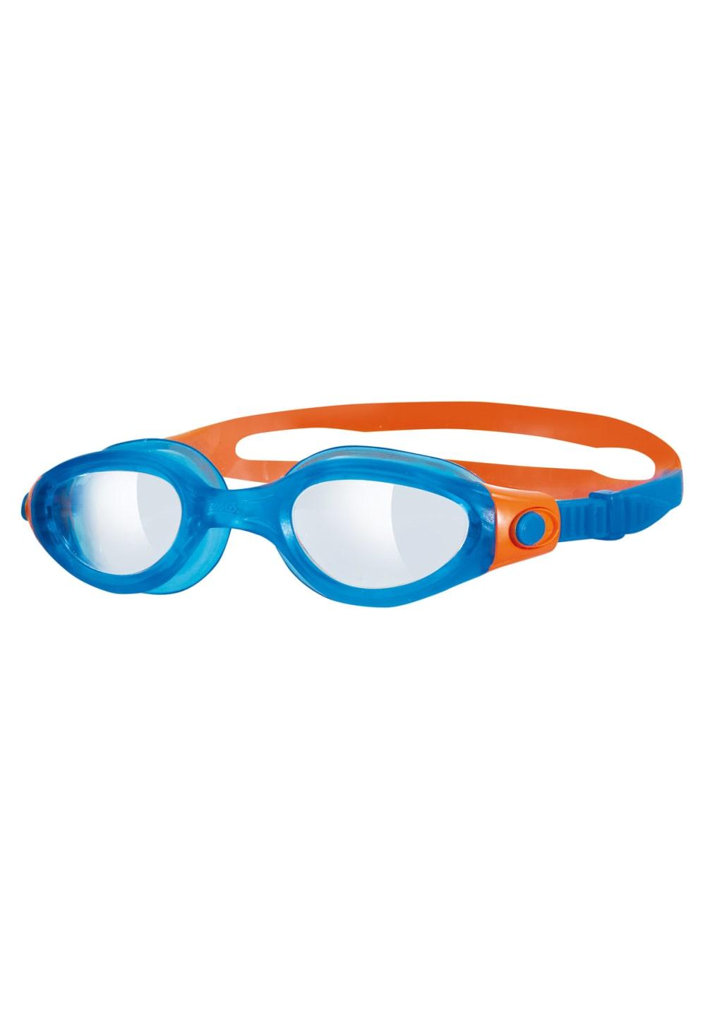 Zoggs Phantom Elite Junior - Schwimmen für Kinder Unisex - Blau, Gr. One Size