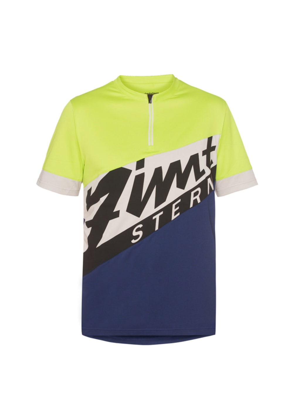 Zimtstern Bike Jersey Cloryz - Radtrikots für Herren - Blau, Gr. M
