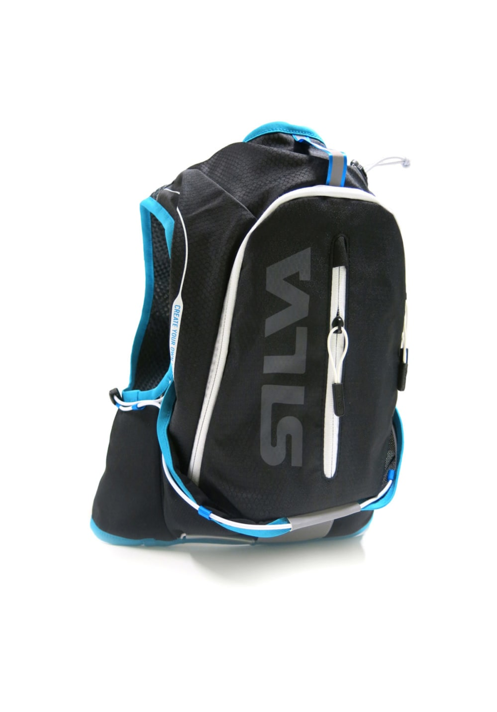 Silva Strive10 Running Backpack Rucksäcke - Schwarz, Gr. XS/S