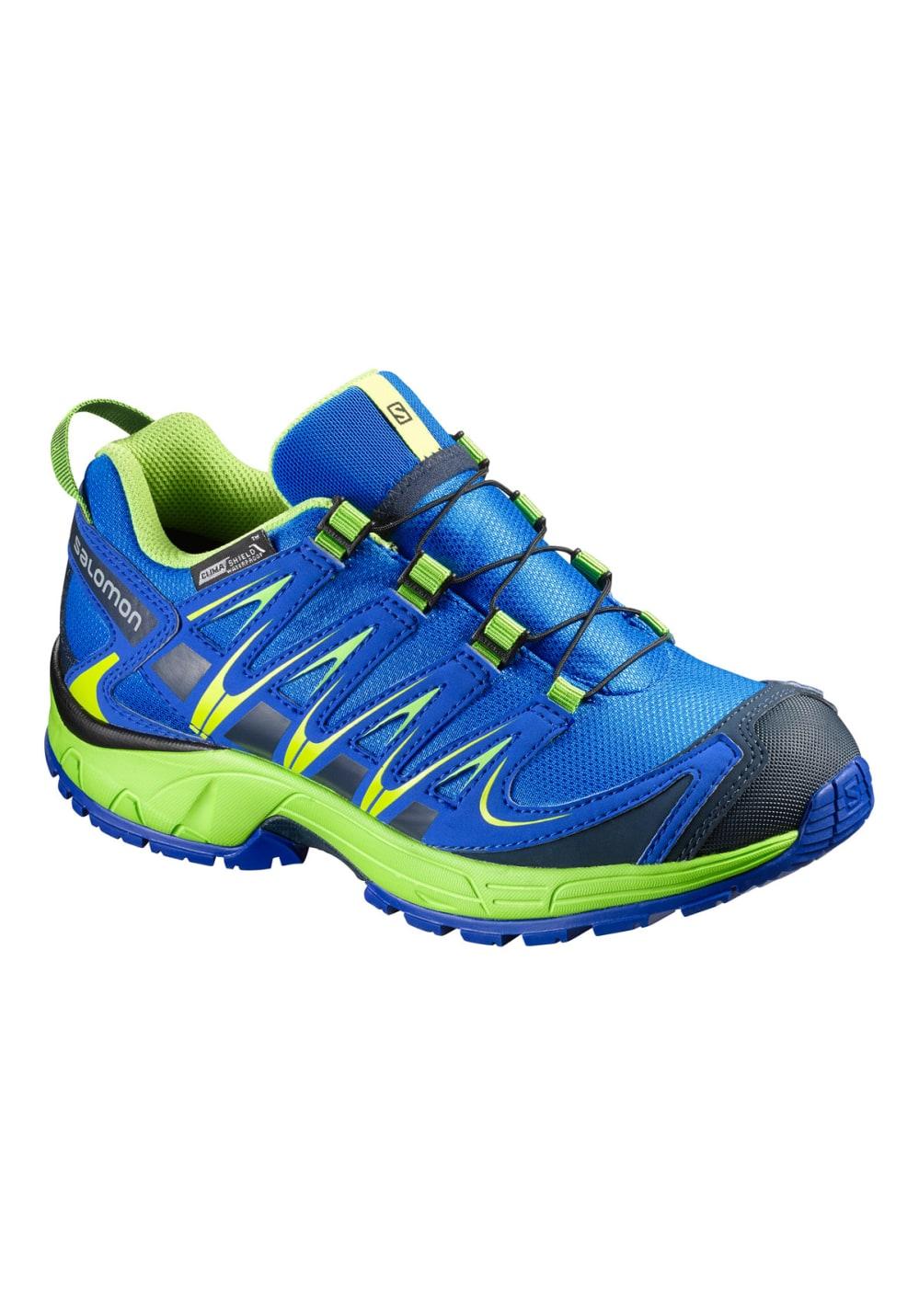 Xa Pro J Chaussures 21run At Salomon Xpywcp 3d Running Wp Cs Bleu twtq4FU