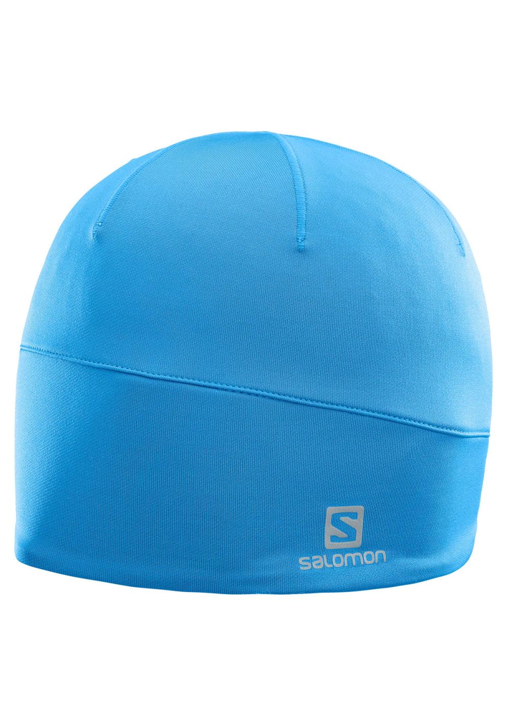 Salomon Active Beanie Mützen - Blau, Gr. One Size