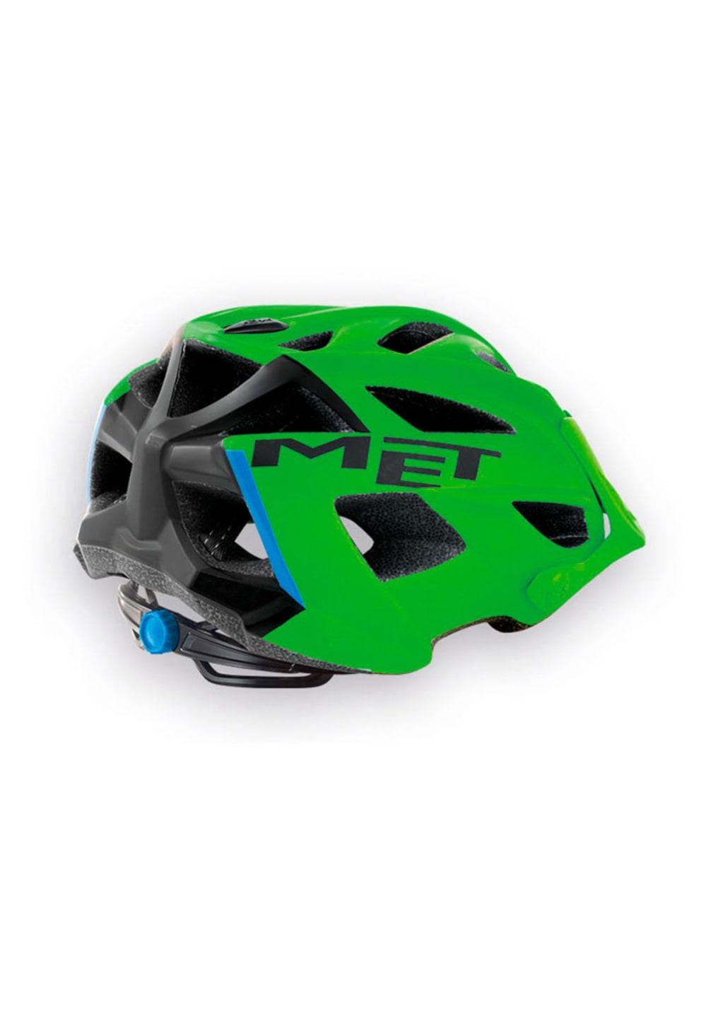 MET Terra Helme - Grün