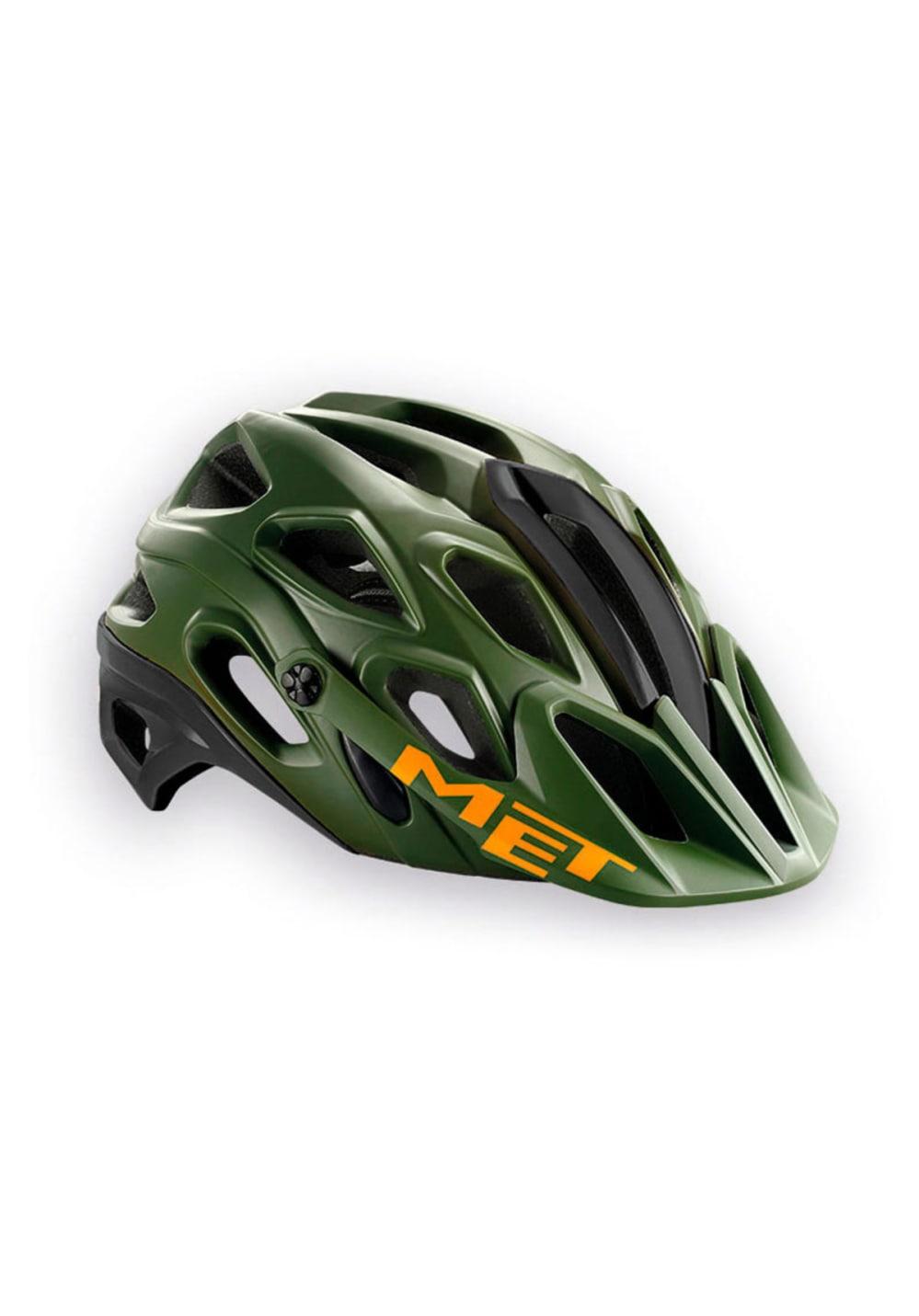 MET Lupo Helme - Grün