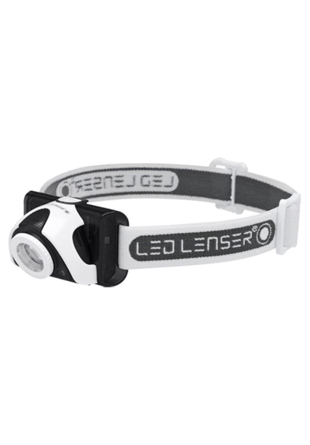 LED Lenser SEO 5 Reflektion / Beleuchtung - Grau