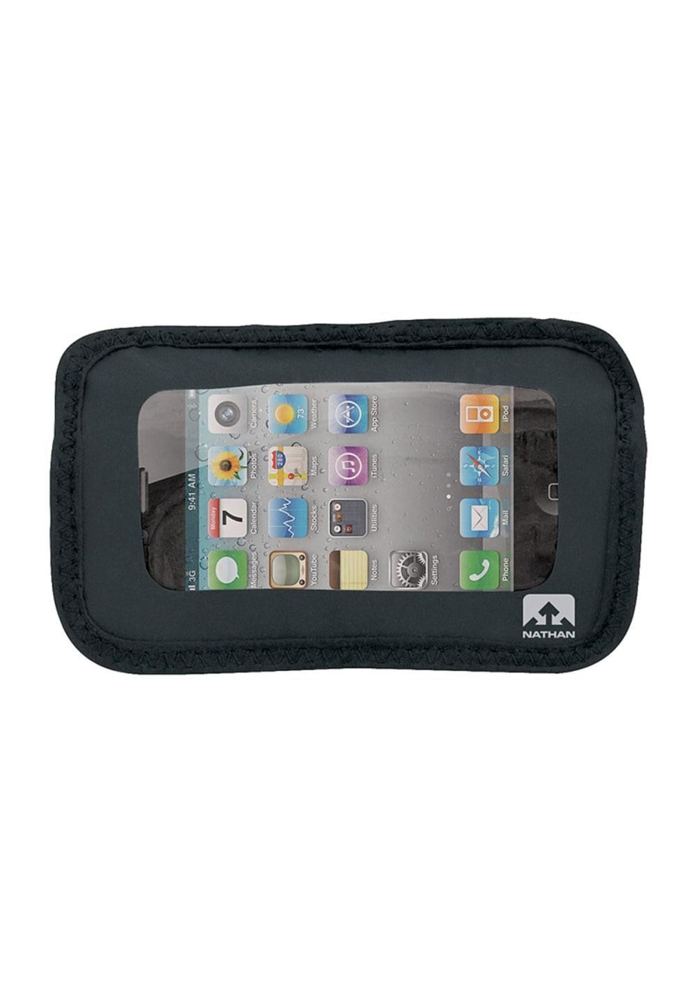 Nathan Fusion Pocket Phone Taschen - Schwarz, Gr. One Size