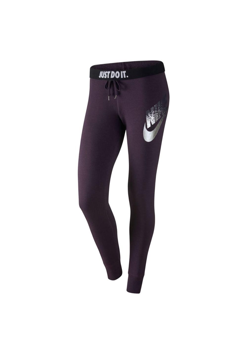 Nike Rally Tight Metal Pant - Fitnesshosen für ...