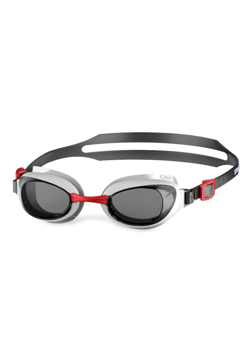 Speedo Aquapure Goggles Schwimmen - Grau, Gr. One Size