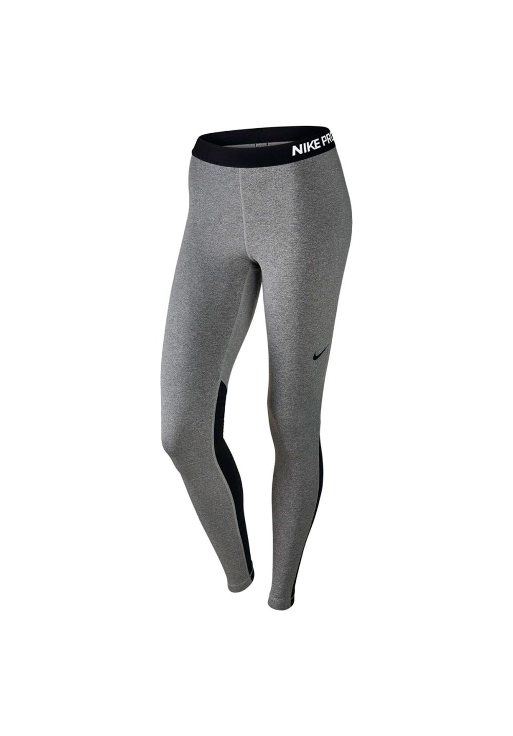 Nike Pro Warm Tights - Funktionsunterwäsche für Damen - Grau, Gr. XL