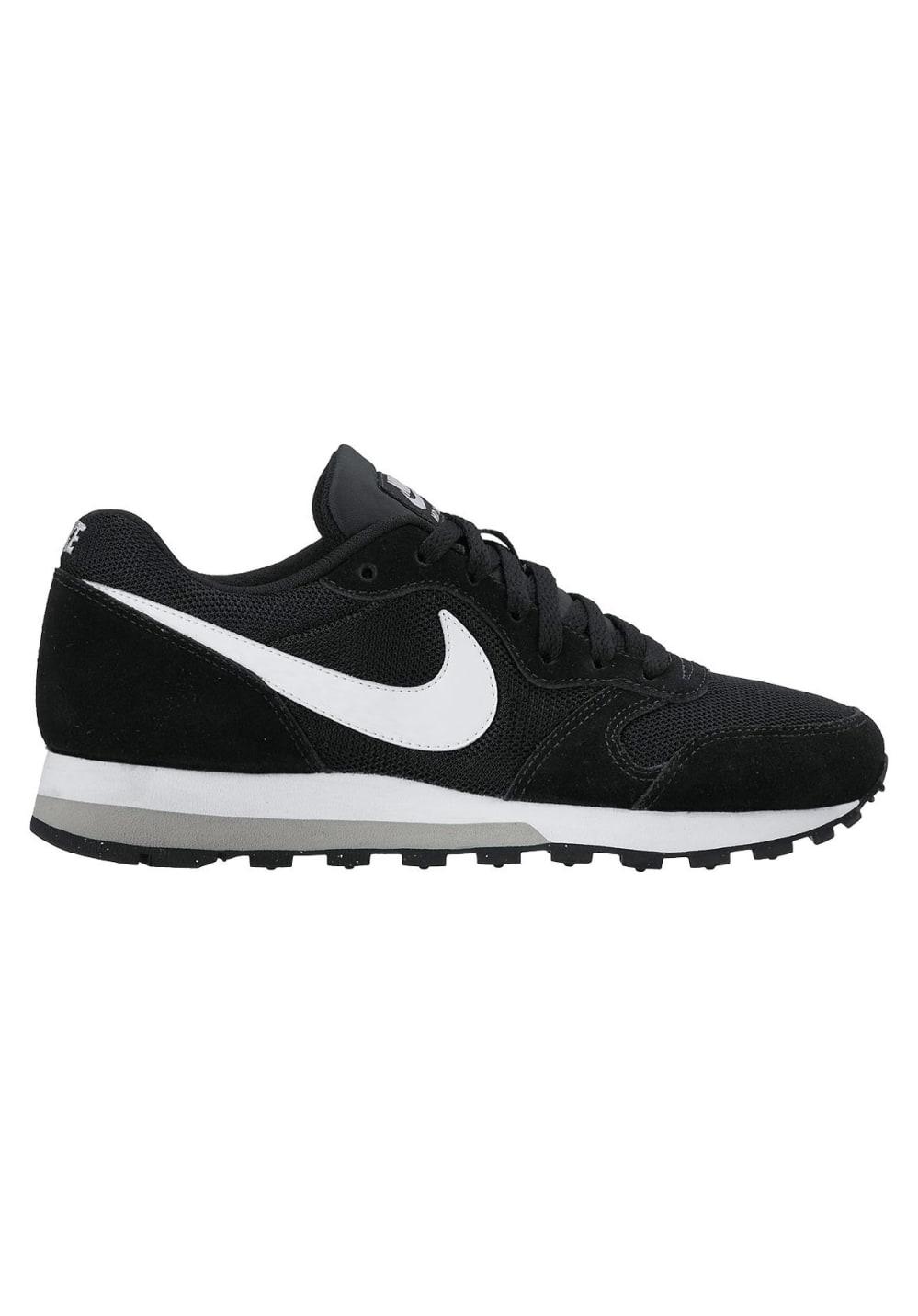 Nike MD Runner 2 GS Kids - Sneaker für Kinder Unisex - Schwarz