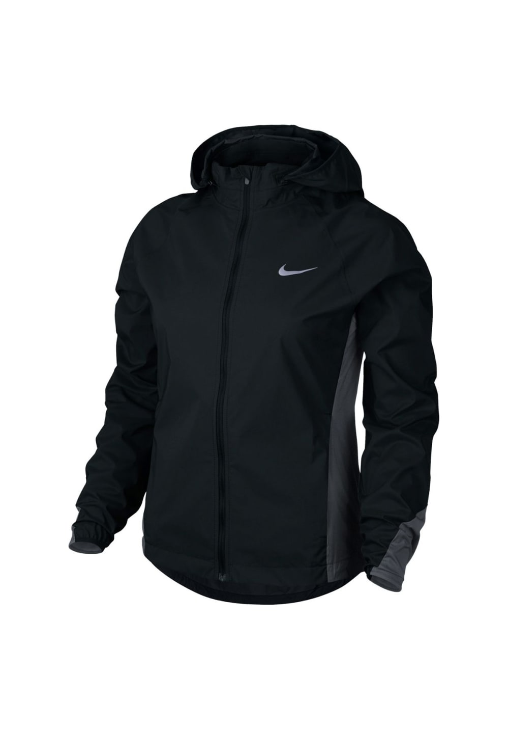 Course 21run Performance Femme Noir Vestes Pour Nike Shield Jacket 8qdIv