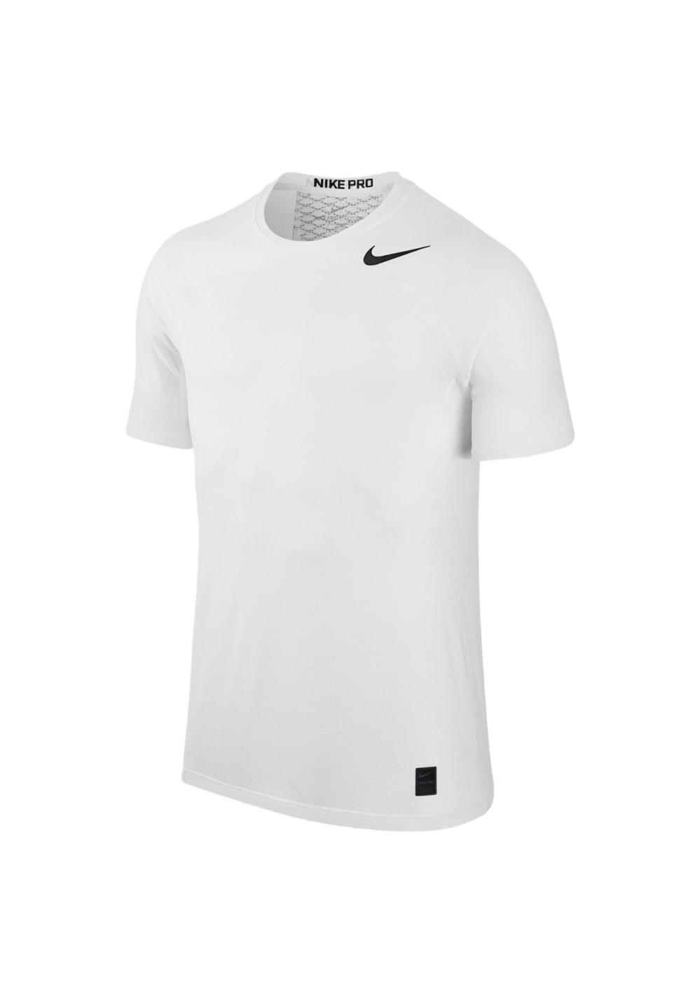 Course Pour Maillot Homme De Pro Hypercool Blanc Nike Tee 21run XqUvax1