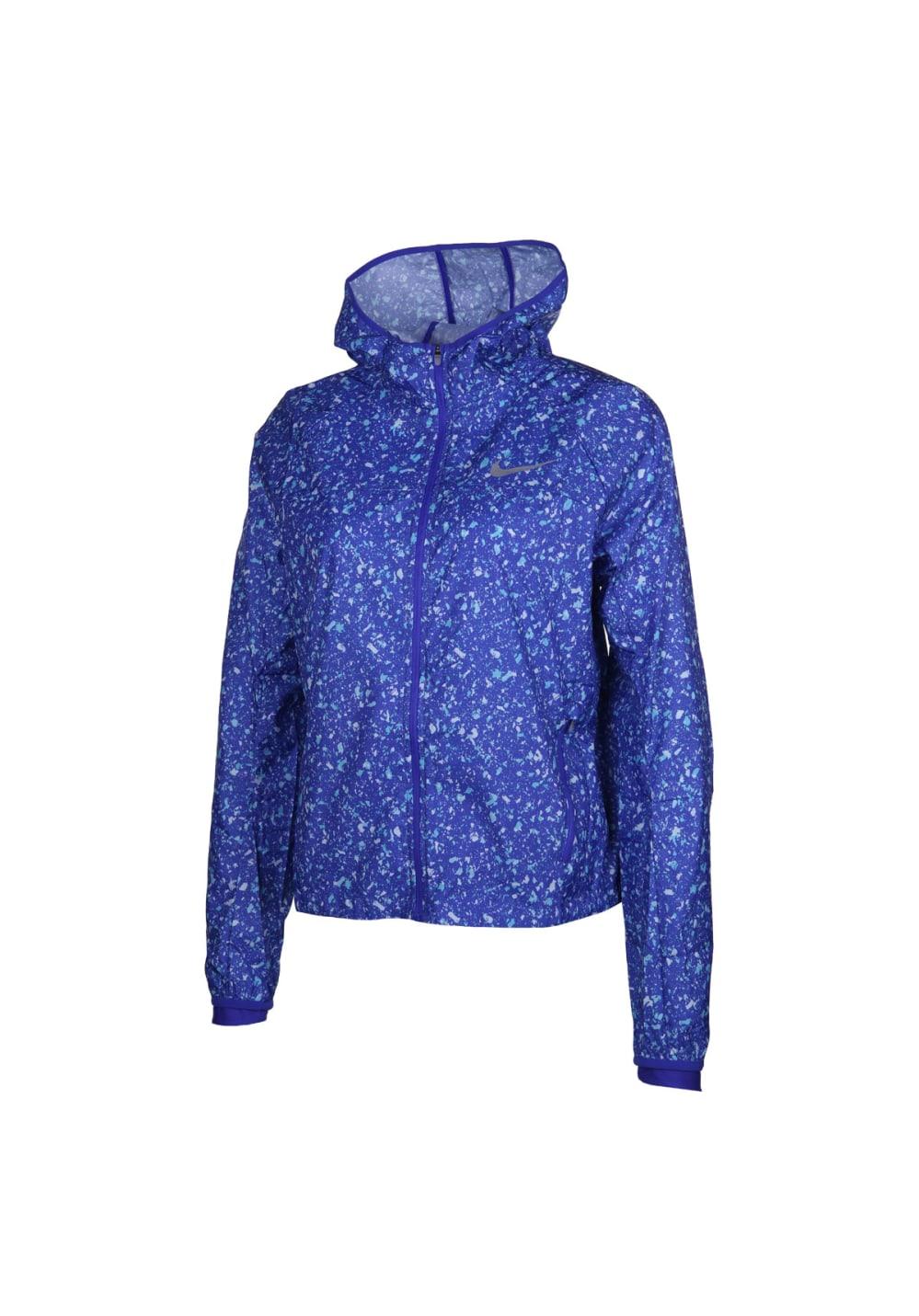 Nike Shield Running Jacket - Laufjacken für Damen - Lila