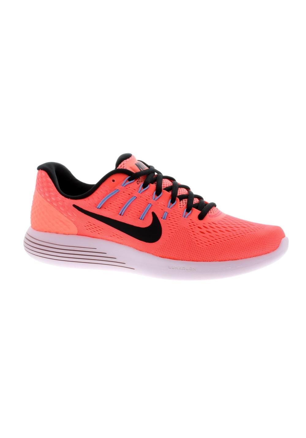 Lunarglide Running 8 Women For Pink21run Shoes Nike qj3ARLc54