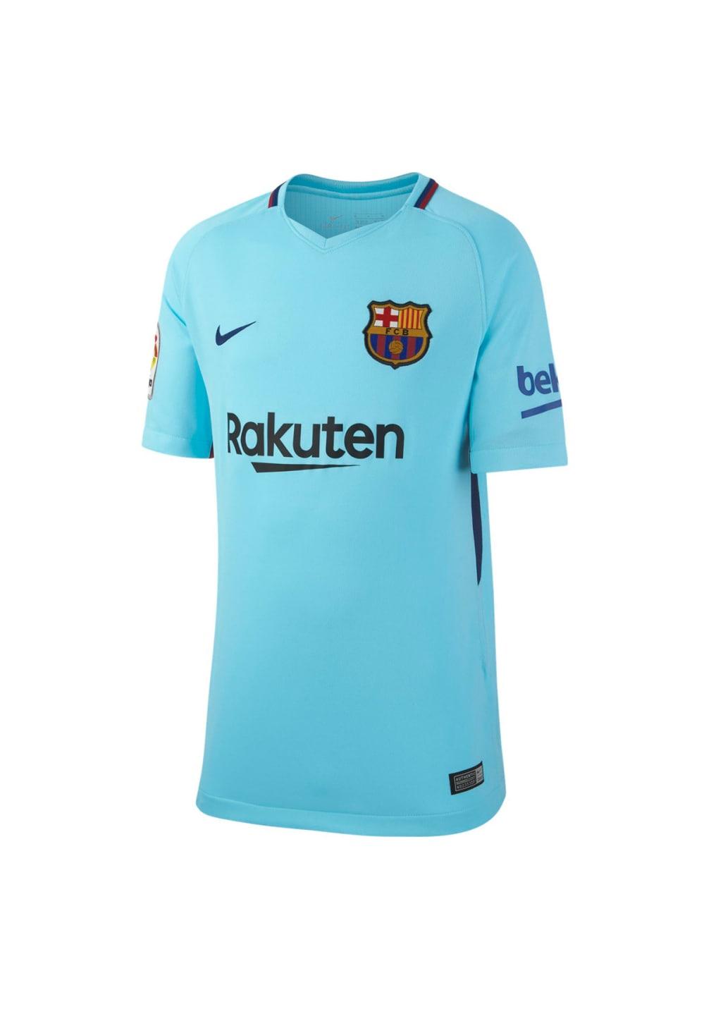 Nike Kids' Breathe Barcelona Stadium Jersey - Fußballbekleidung für Kinder Uni