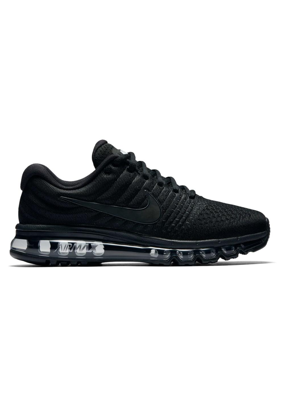 Homme 2017 Running Air Max Nike Pour Chaussures Noir A54j3RL