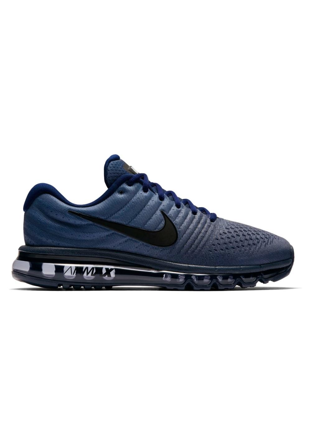 Air Running 2017 Bleu Chaussures Max Nike Homme Pour rdxCBeo