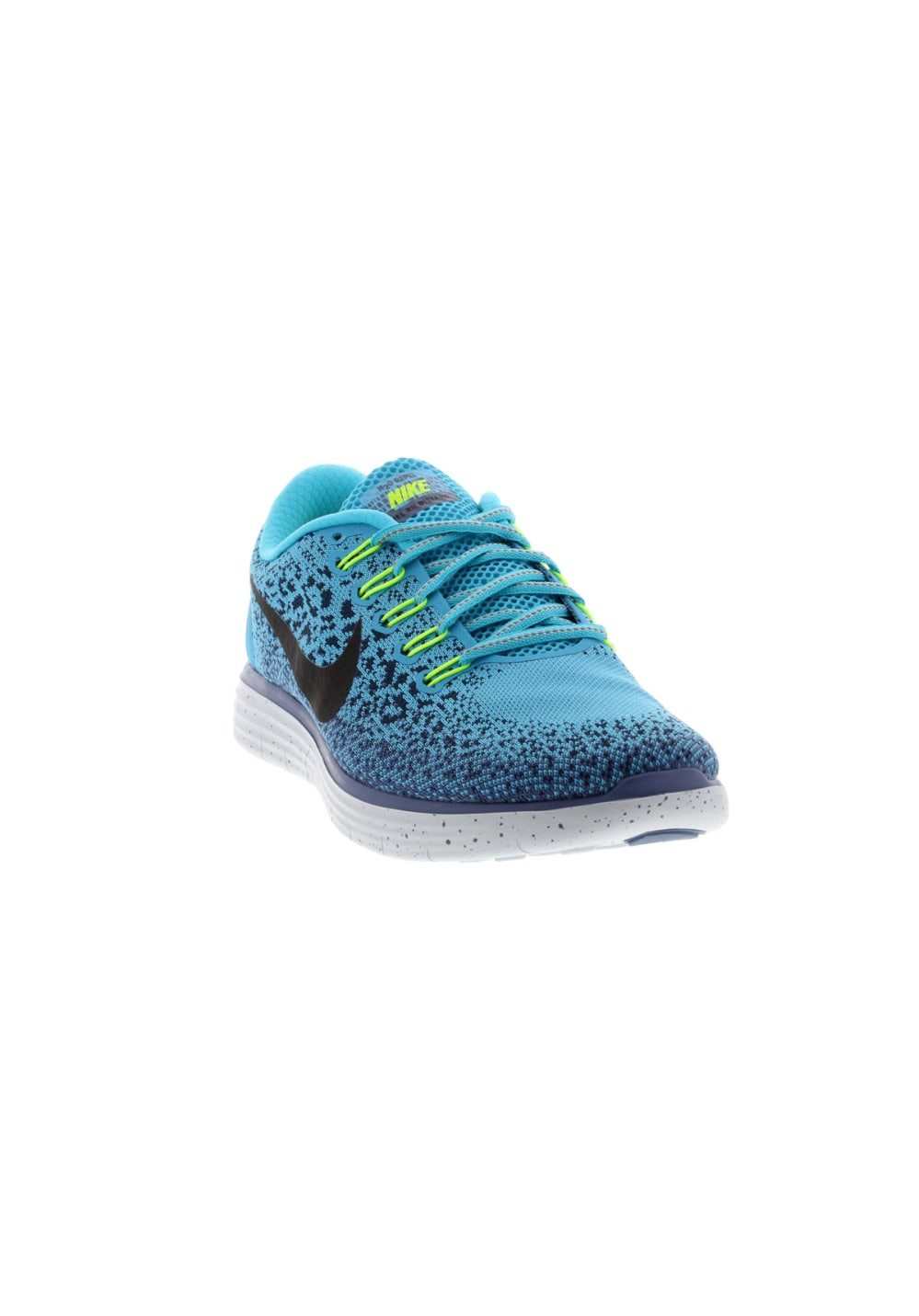 Distance Chaussures Free Running Rn Femme Bleu Shield Nike Pour ygY6bf7v