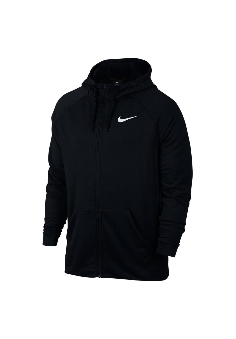 Nike Dry Training Hoodie - Sweatshirts & Hoodies für Herren - Schwarz