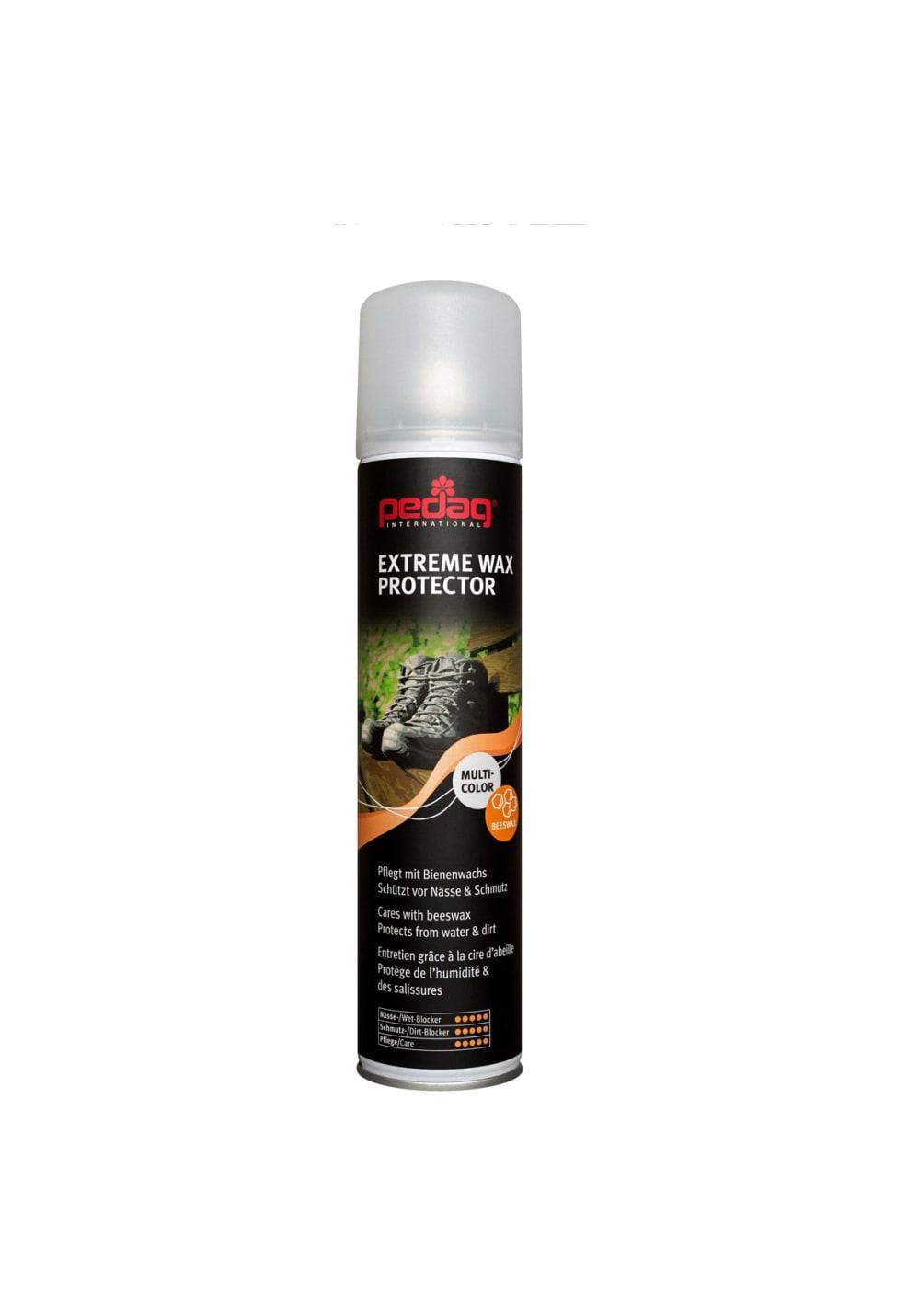 Pedag Extreme Wax Protector 250 ml Laufzubehör - Schwarz