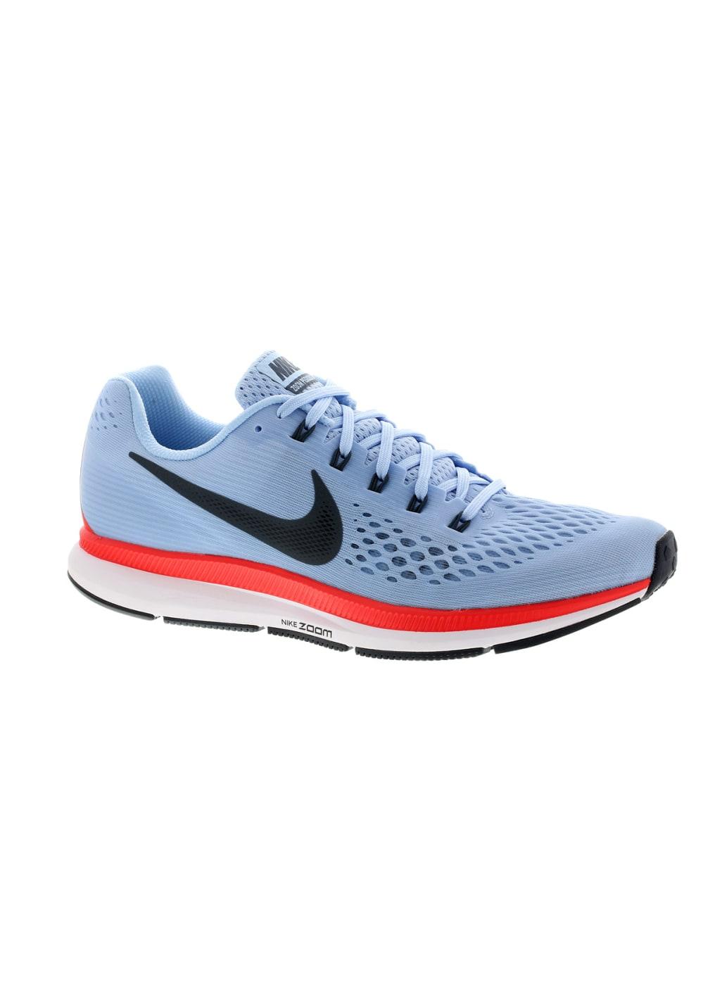 Nike »Air Zoom Pegasus 34« Laufschuh, blau, hellblau