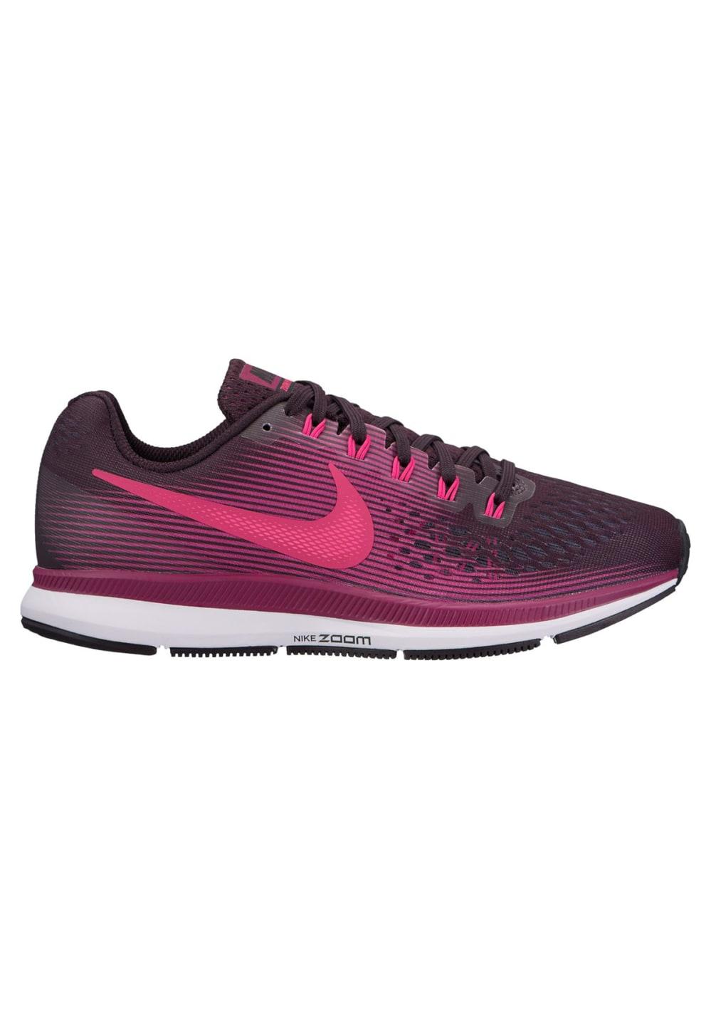 super popular ce755 59401 Nike Air Femme pour Chaussures Pegasus Zoom Violet 34 running rrqzCwd