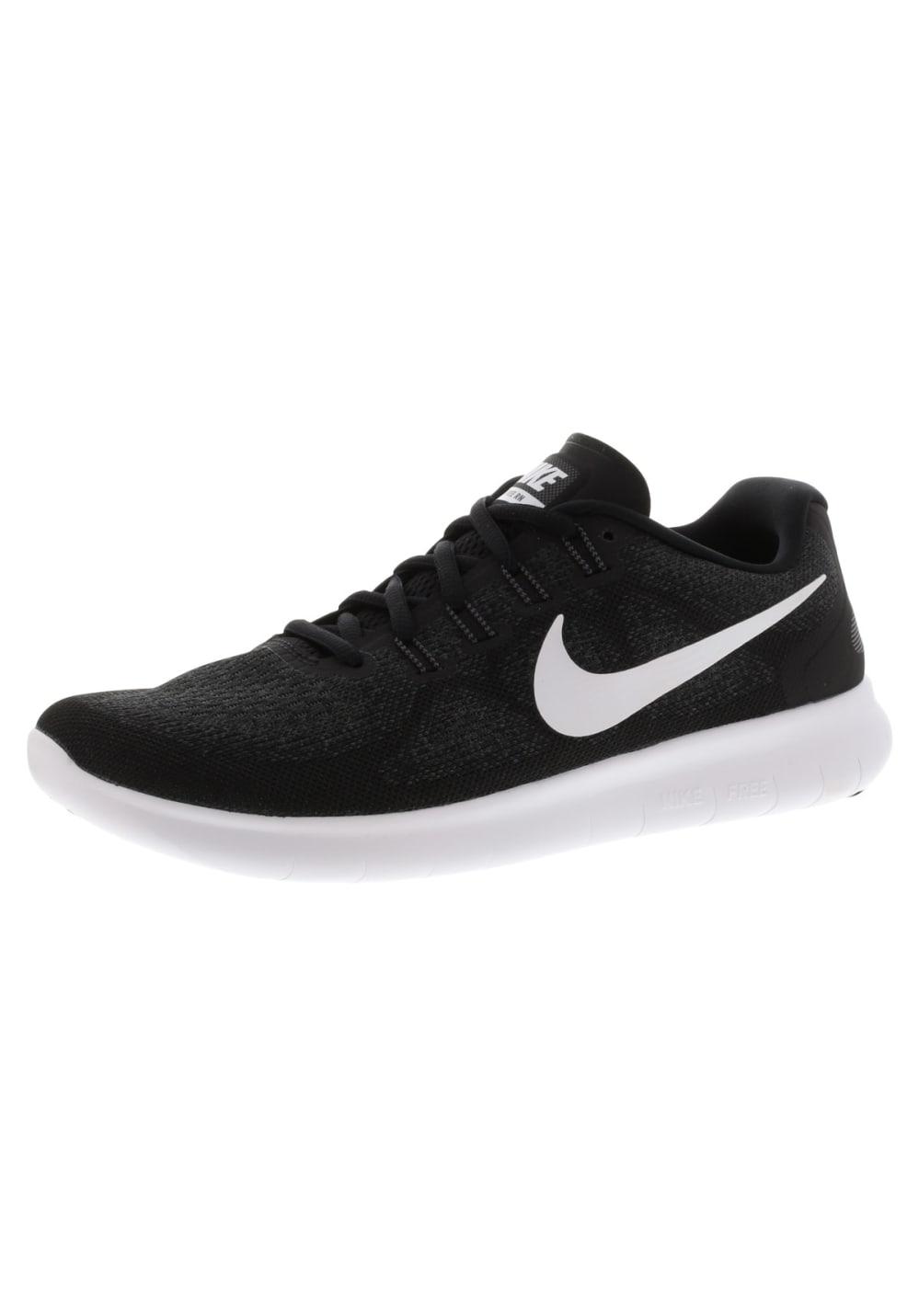 Nike Free RN 2017 - Laufschuhe für Damen - Schwarz, Gr. 37,5