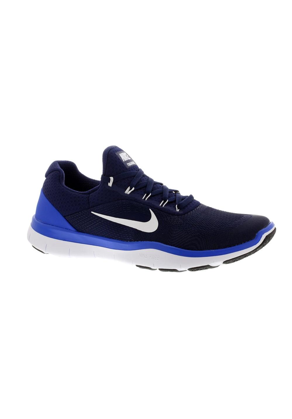 Nike Free Trainer V7 - Fitnessschuhe für Herren - Blau