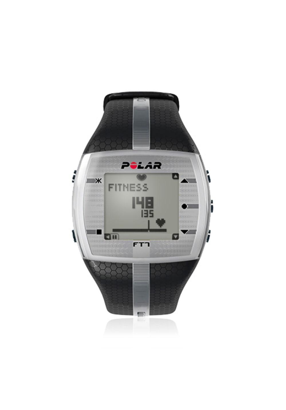 Polar FT7 Black Silver - Herzfrequenz- & Sportu...