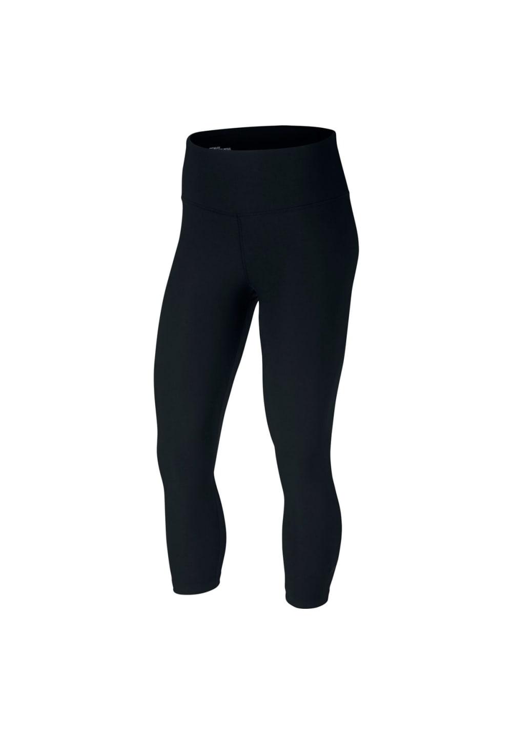 Sportmode für Frauen - Nike Sculpt Hyper Crops Fitnesshosen für Damen Schwarz  - Onlineshop 21Run
