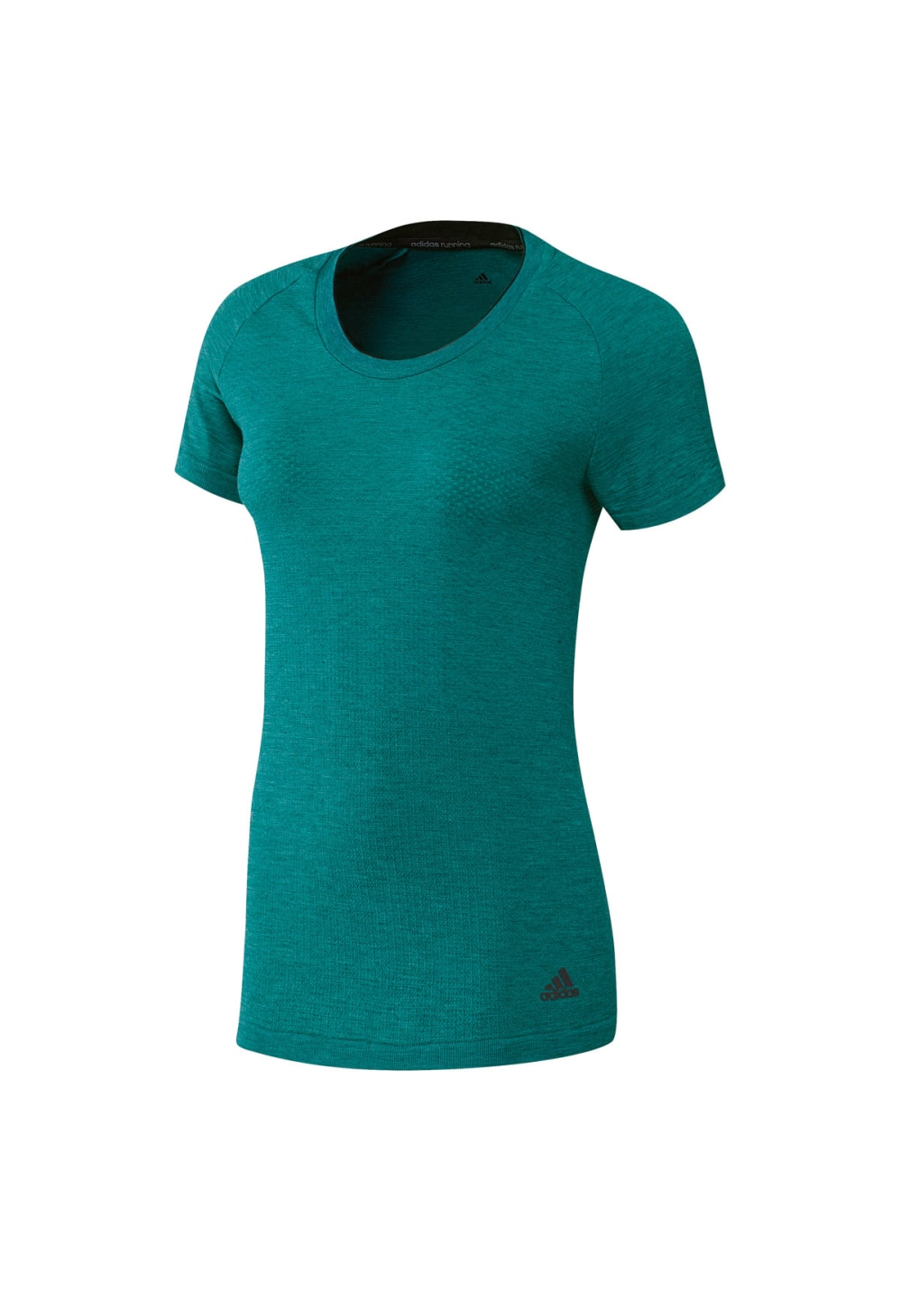 Adidas adiStar Wool Primeknit Short Sleeve Femmes Maillot course