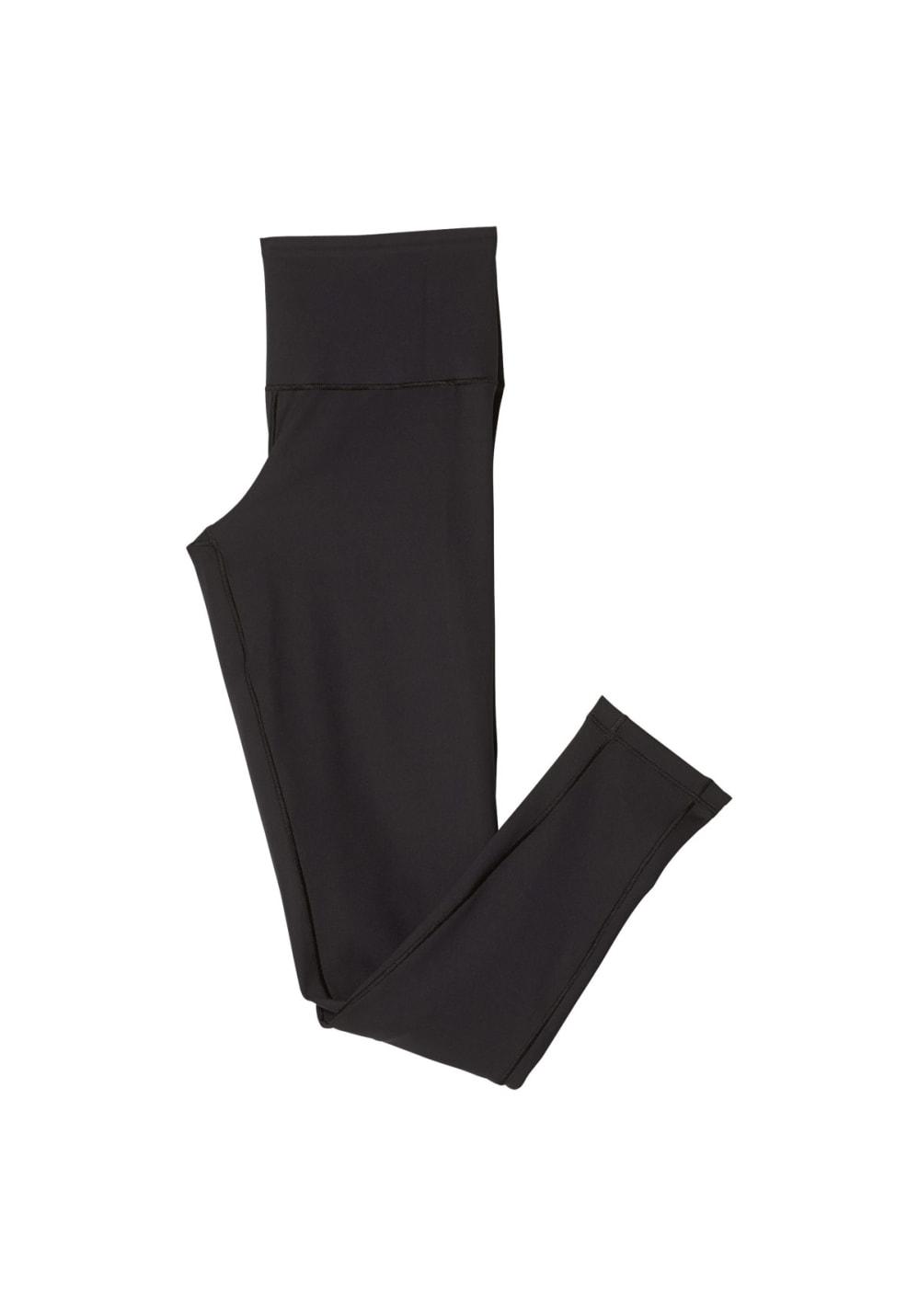adidas Workout High Rise Long Tight - Laufhosen für Damen - Schwarz, Gr. XL