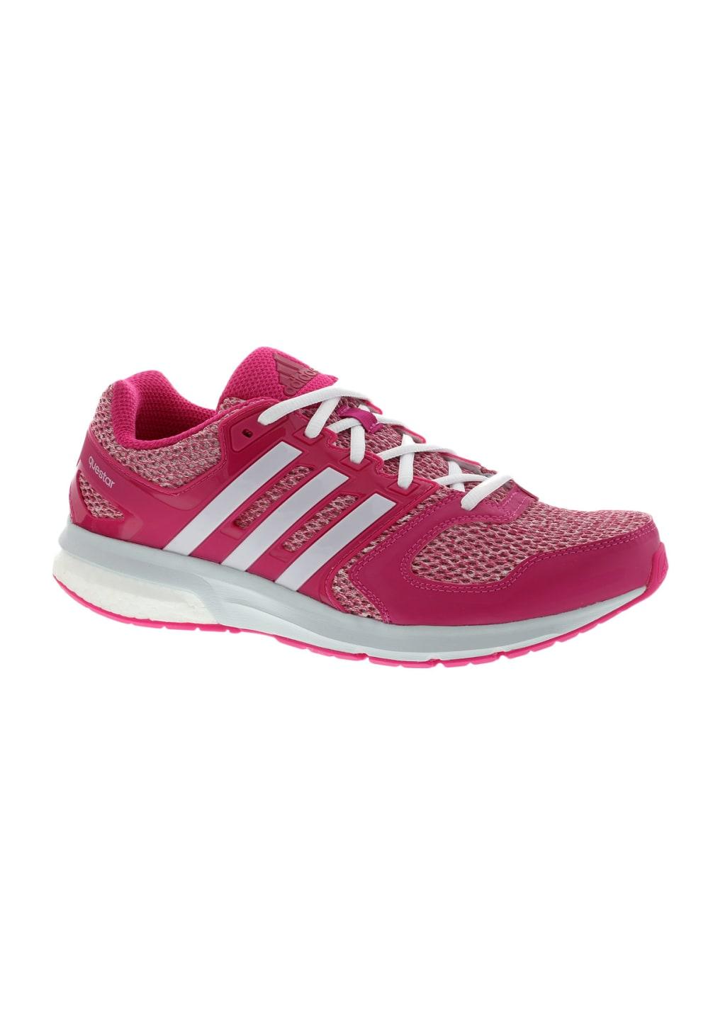 timeless design 1300c d20e5 Boost Chaussures Femme Running 21run Pour Rose Adidas Questar fqU8ZZ