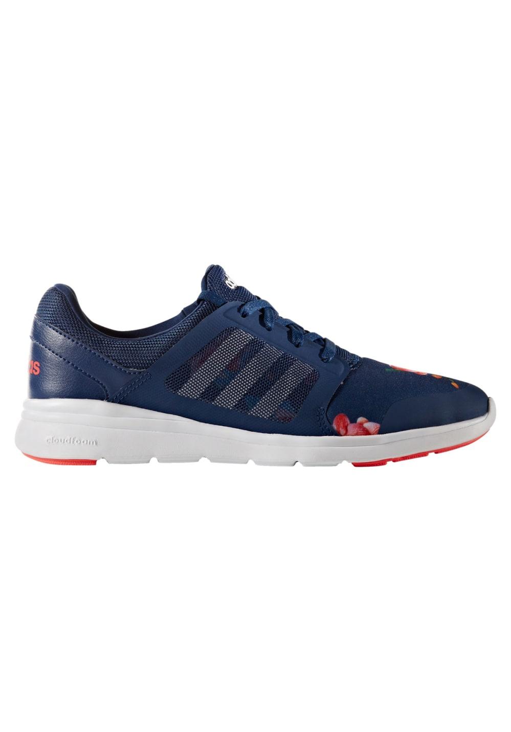 Sneakers für Frauen - adidas neo Cloudfoam Xpression Sneaker für Damen Blau  - Onlineshop 21Run
