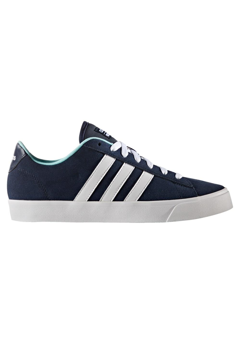 Sneakers für Frauen - adidas neo Cloudfoam Daily QT Sneaker für Damen Blau  - Onlineshop 21Run