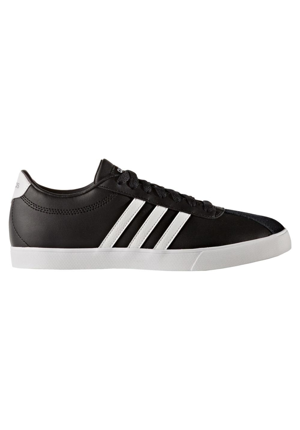Sneakers für Frauen - adidas neo Courtset Sneaker für Damen Schwarz  - Onlineshop 21Run